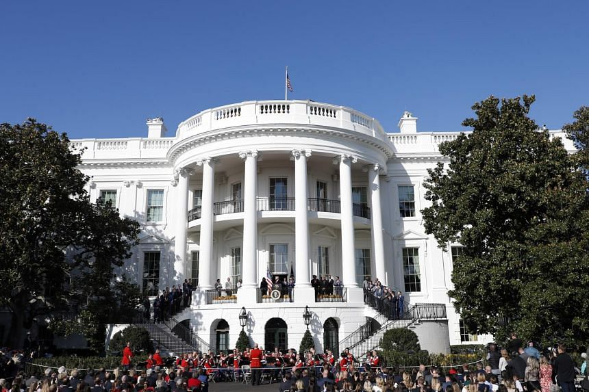 The White House held a meeting on AI in 2018 with over 30 major companies, vowing not to stand in the way of the technology's development.