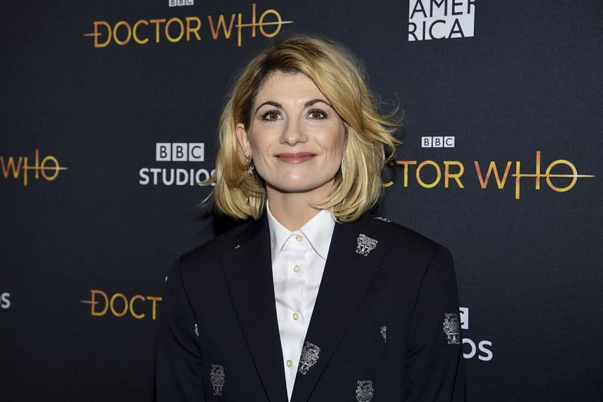 Jodie Whittaker might not feel odd, but the show is, of course, defined by the strange and mysterious.