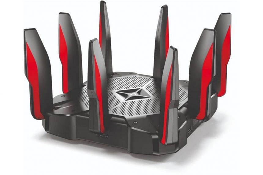 The TP-Link Archer AX11000 offers plenty of features and is relatively easy to use.