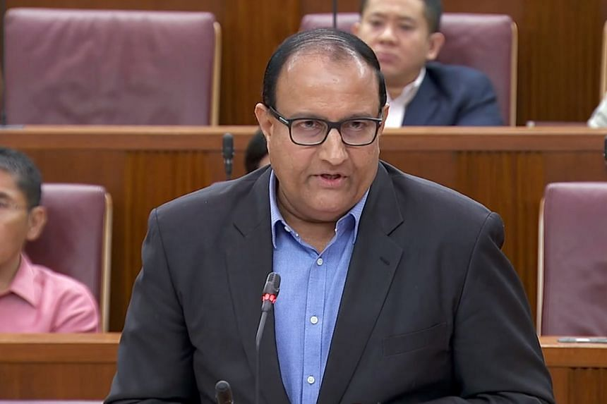 Minister for Communications and Information S. Iswaran said this includes documents that have been published for more than five days, whose access currently requires a paid subscription.
