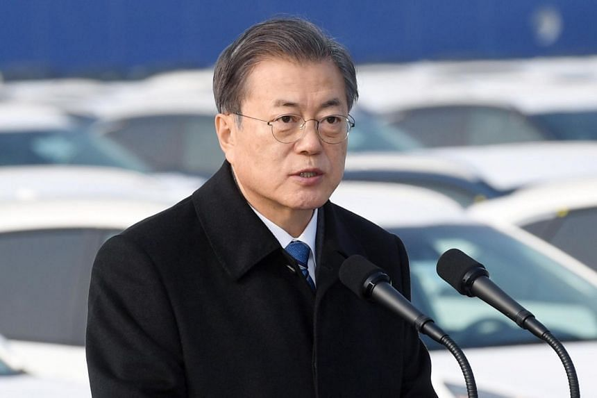 South Korean President Moon Jae-in vowed to keep up work to facilitate the US-North Korea talks.