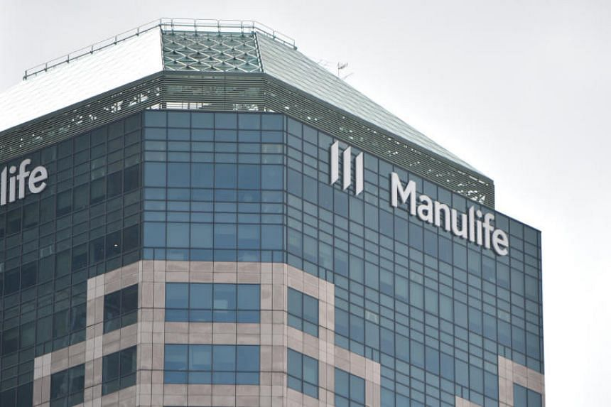 "Manulife said that the video, in which executives wore hoodies and sunglasses, was meant to be ""lighthearted."""