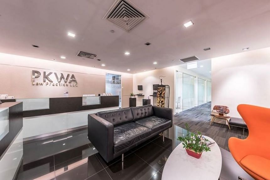 Located in the heart of Toa Payoh heartland at HDB Hub East Wing. PHOTO: PKWA LAW PRACTICE LLC