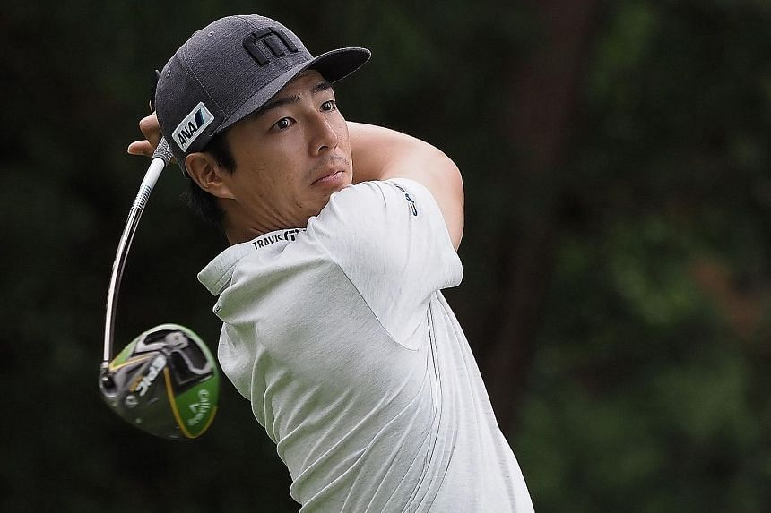 Japan's Ryo Ishikawa is predicting a good result at next week's SMBC Singapore Open after overcoming back issues. He finished in a tie for 47th place last year and was joint-16th in 2018. PHOTO: AGENCE FRANCE-PRESSE