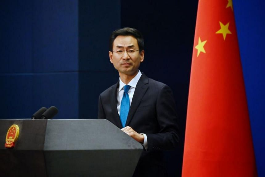 Chinese Foreign Ministry spokesman Geng Shuang said worsening of tensions in the Middle East is in no one's interest and relevant parties should properly resolve conflicts through dialogue.