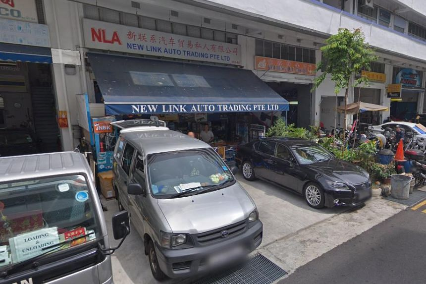 New Link Auto Trading directors Ng Kiam Kiat, 54, Woo Kwok Weng, 75, and Chan Meow Hoon, 54, allegedly bribed two store managers of Autobacs Venture Singapore to direct the shop's mechanics to check customers' cars more thoroughly so as to increase t