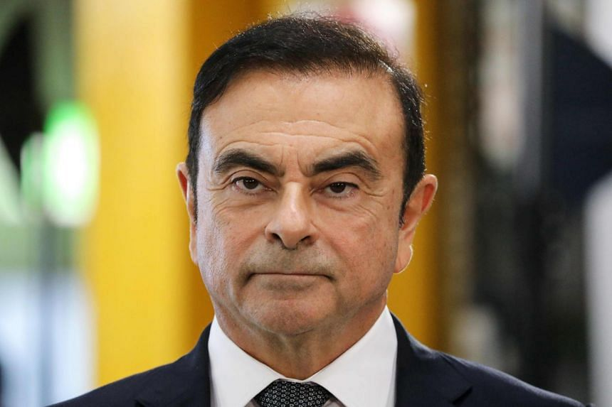 Former chief executive officer of Nissan Motor Co. and Renault SA Carlos Ghosn hasn't spoken publicly beyond a handful of interviews, a hastily recorded video message and court testimony since his arrest in Tokyo in November 2018.