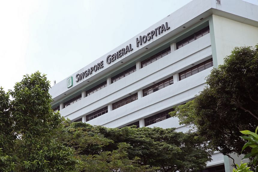 A view of Singapore General Hospital on Feb 20, 2017.