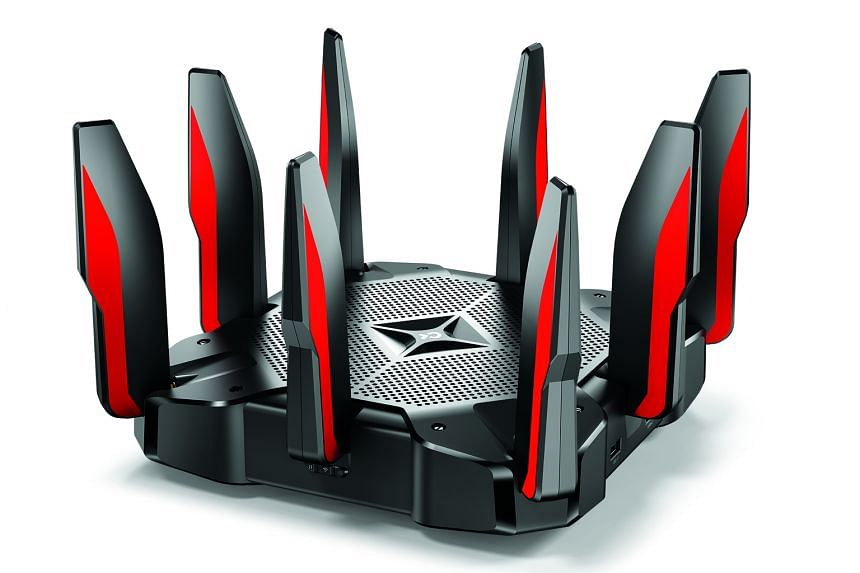 The Archer AX11000 router by TP-Link targets gamers.