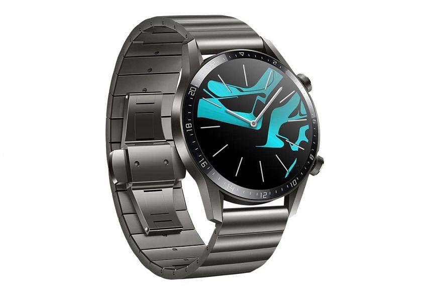 Huawei Watch GT 2 Elite 46mm.