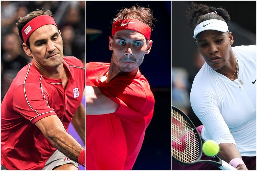 All funds raised from the two-and-a-half hour event at Rod Laver Arena - called AO Rally for Relief - will be donated to the relief cause with tickets priced at A$54.