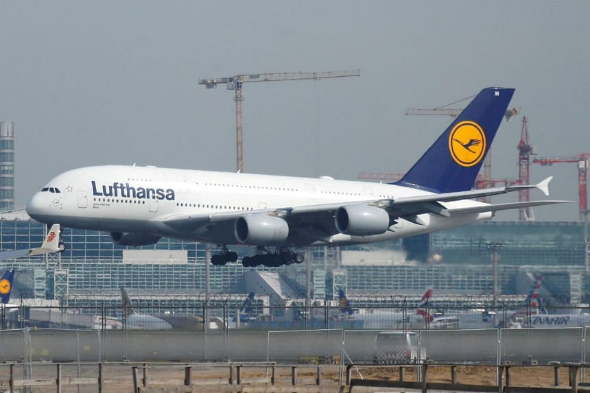 Germany's Lufthansa redirected flights from airspace in the region after Iranian forces fired missiles at military bases housing US troops in Iraq.