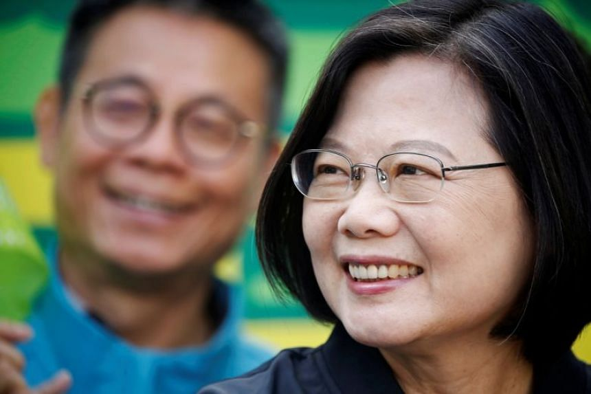 Taiwan votes with future of its democracy on the line