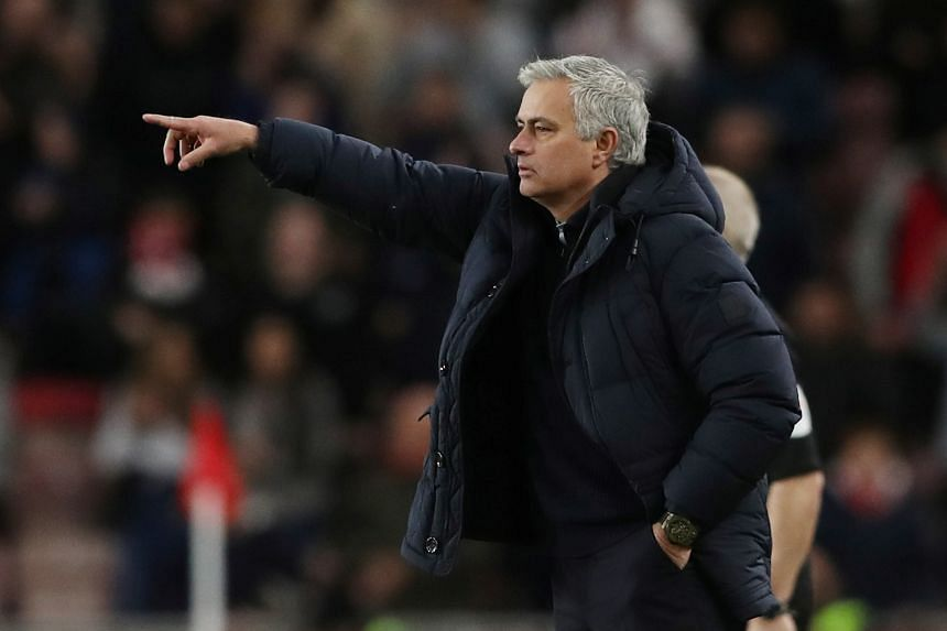 Some are expecting a classic demonstration of Spurs manager Jose Mourinho's bus-parking expertise in defence and a few tactical tricks.