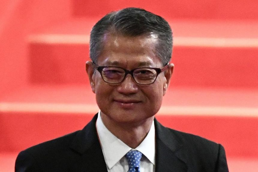 Financial Secretary Paul Chan pledged that the annual budget will maintain spending on infrastructure and public services even as it includes additional stimulus.