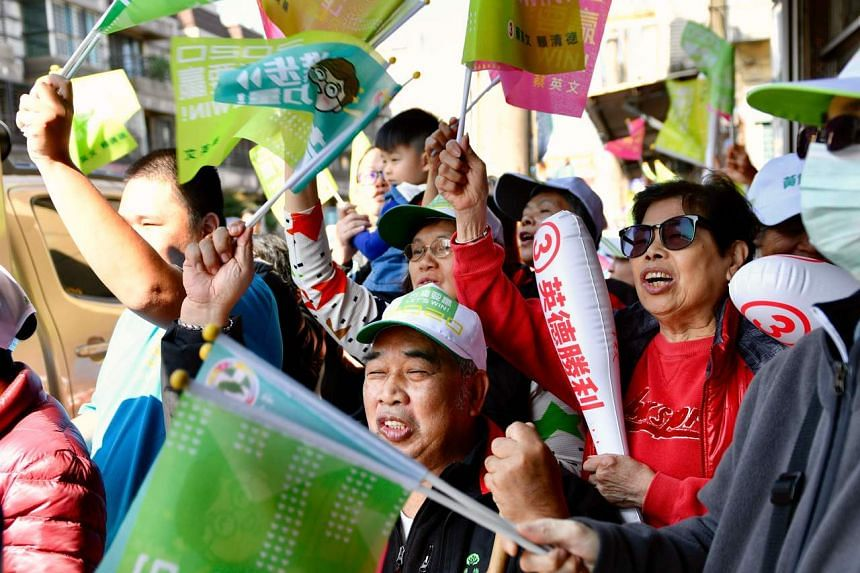 Taiwan is already on high alert for efforts by China, which claims the island as its own territory, to sway the presidential and parliamentary elections on Jan 11.