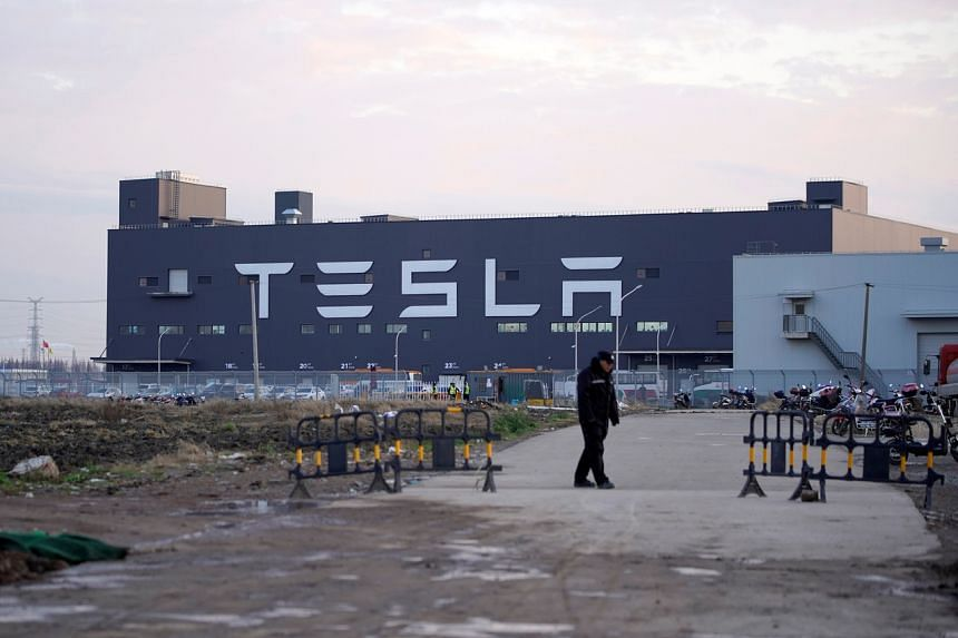 Tesla's stock has more than doubled in the past three months.