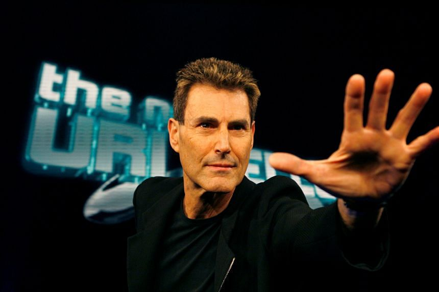 British-Israeli Uri Geller claimed his career as an entertainer had been a mask for espionage work, and said he had worked for United States and Israeli intelligence services.