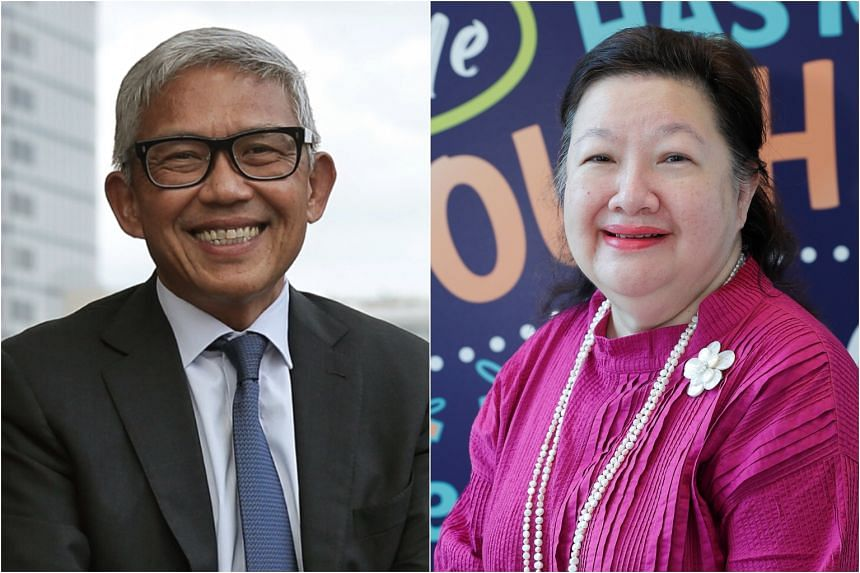Bank of Singapore chief executive Bahren Shaari, who was an alternate member, has been made a member of the Council of Presidential Advisers, while Mrs Mildred Tan has been appointed an alternate member.
