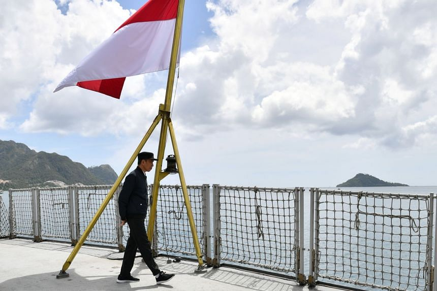 Indonesian President Joko Widodo said ambassadors should allocate up to two-thirds or 70 to 80 per cent of their energy and efforts on economic diplomacy and the remainder to promote peace and sovereignty.