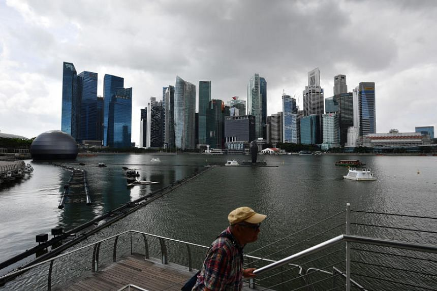 """Expecting the Singapore government to embark on a """"highly expansionary"""" Budget in February, HSBC said the deficit may widen to 1.3 per cent of gross domestic product on the back of packages aimed at restoring business confidence."""