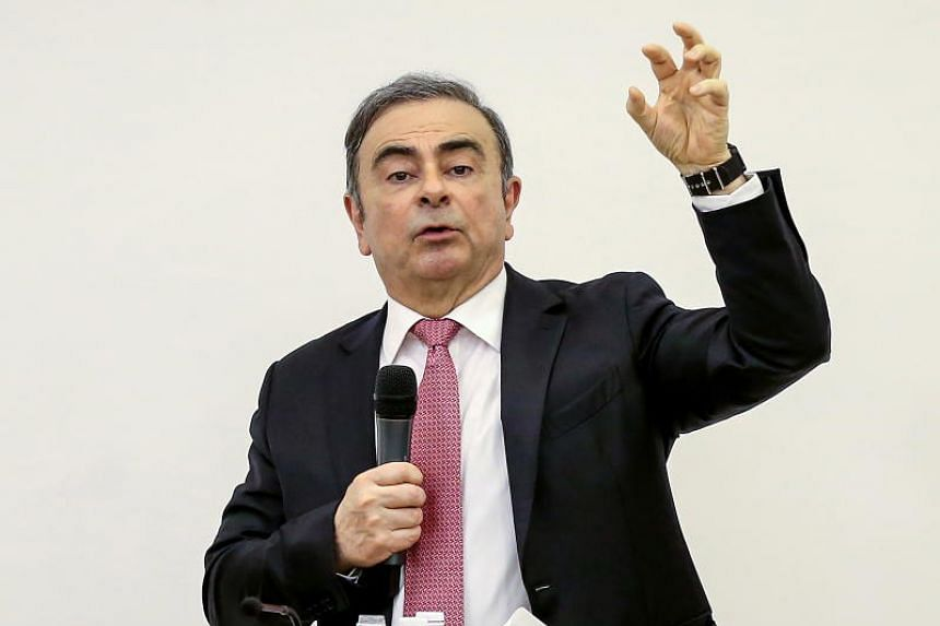 Former Nissan boss Carlos Ghosn said that he had escaped from Japan to Lebanon to clear his name and was ready to stand trial anywhere he could get a fair hearing.