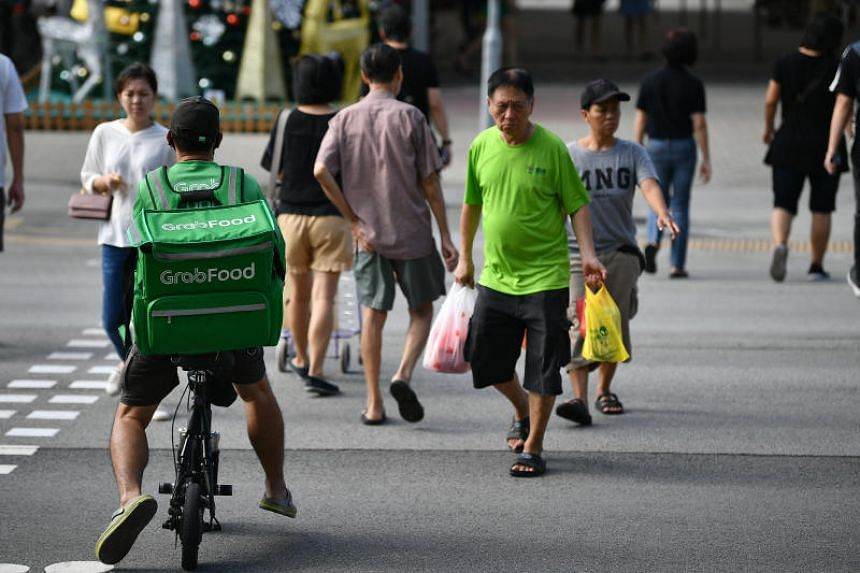 The NTUC fund provides short-term financial assistance to help riders pay for daily essentials because they are unable to rely on their e-scooters to make deliveries due to the footpath ban.