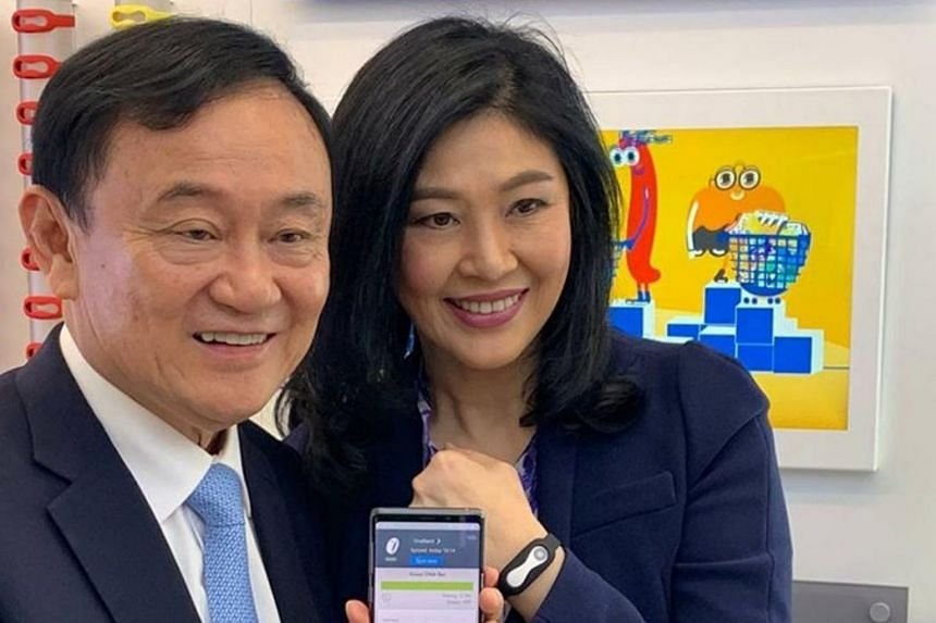 Ousted Thai leader Thaksin Shinawatra and his sister Yingluck are in self-exile from Thailand to avoid corruption convictions they say are politically motivated.