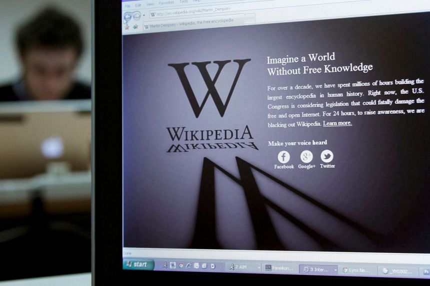 The crowd-sourced research tool Wikipedia is the most visited of the 10 million .org sites registered worldwide.
