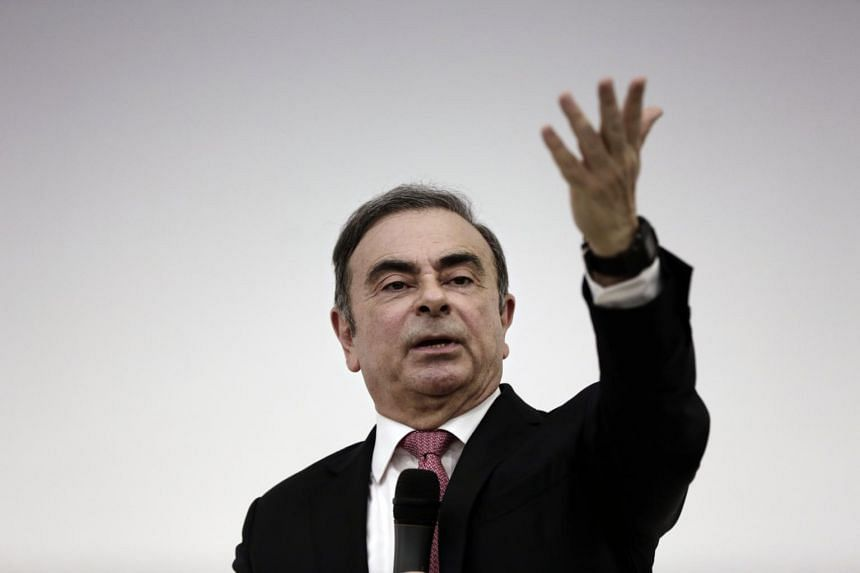 Carlos Ghosn's fortune has shrunk by 40 per cent since he was arrested more than a year ago at Tokyo's Haneda Airport.
