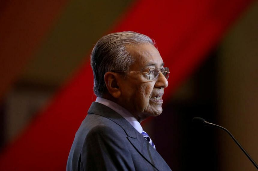 Malaysian Prime Minister Mahathir Mohamad's comments come amid complaints from the public and opposition parties that the four-party Pakatan Harapan coalition has failed to fulfil most of its election promises and reduce the rising cost of living.