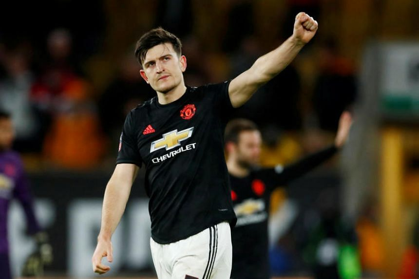 Manchester United's Harry Maguire picked up a hip problem in last Saturday's goal-less draw against Wolverhampton Wanderers in the FA Cup third round.