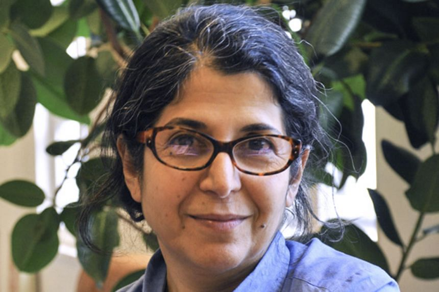 "Researcher Adelkhah Fariba, one of the two French academics held by Iran, faces charges of spreading ""propaganda against the political system"" and ""conspiracy against national security""."