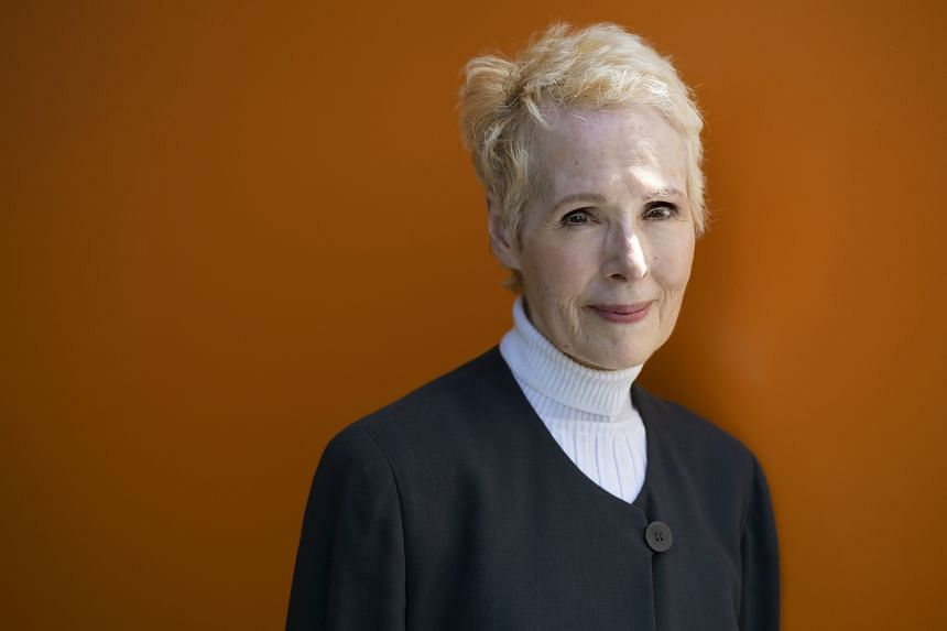 The decision denying President Donald Trump's bid to dismiss the case is an early victory for E. Jean Carroll (above).