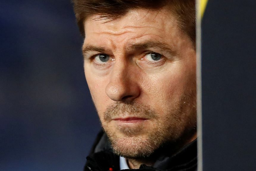 Steven Gerrard, now a manager at Scottish Premiership side Rangers, is looking to break arch rivals Celtic's monopoly on the league title.