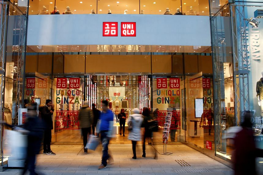 Uniqlo's strategy is coming up against the political protests in Hong Kong as well as a trade spat between Japan and South Korea.