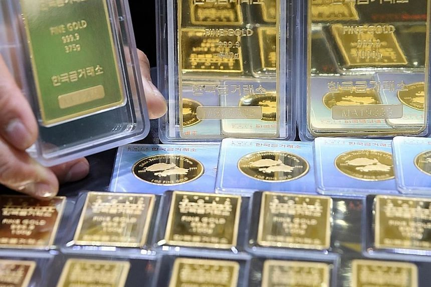 Iran's missile attack on US army bases in Iraq on Wednesday sent gold blasting above US$1,600 an ounce. But it took just hours for that safe haven dash to fade and for global stocks to rise again.