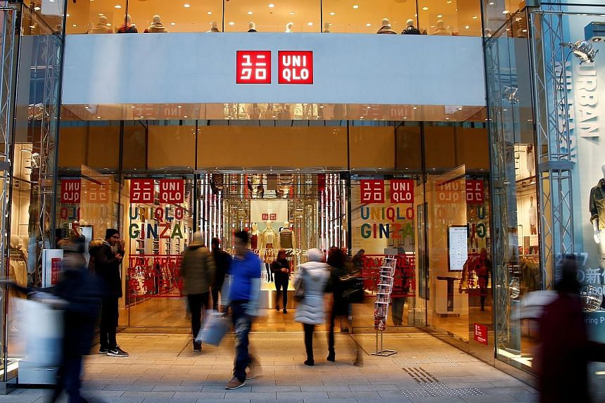 Fast Retailing has reported a 3.6 per cent drop in first-quarter sales for Uniqlo's international segment. Except for a 0.2 per cent dip in 2017, it is the segment's first quarterly drop in 10 years, according to Bloomberg data.