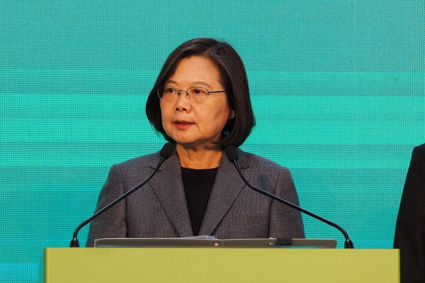 Taiwan's pro-independence President Tsai Ing-wen declared victory in the presidential elections on Jan 11, 2020.