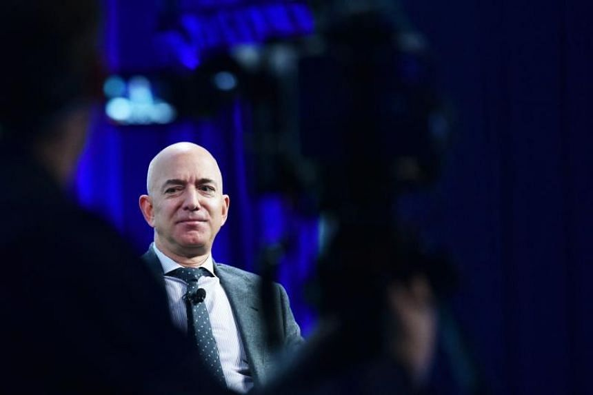 Mr Jeff Bezos will participate in an Amazon event in capital New Delhi aimed at connecting with small and medium-sized enterprises, sources said.