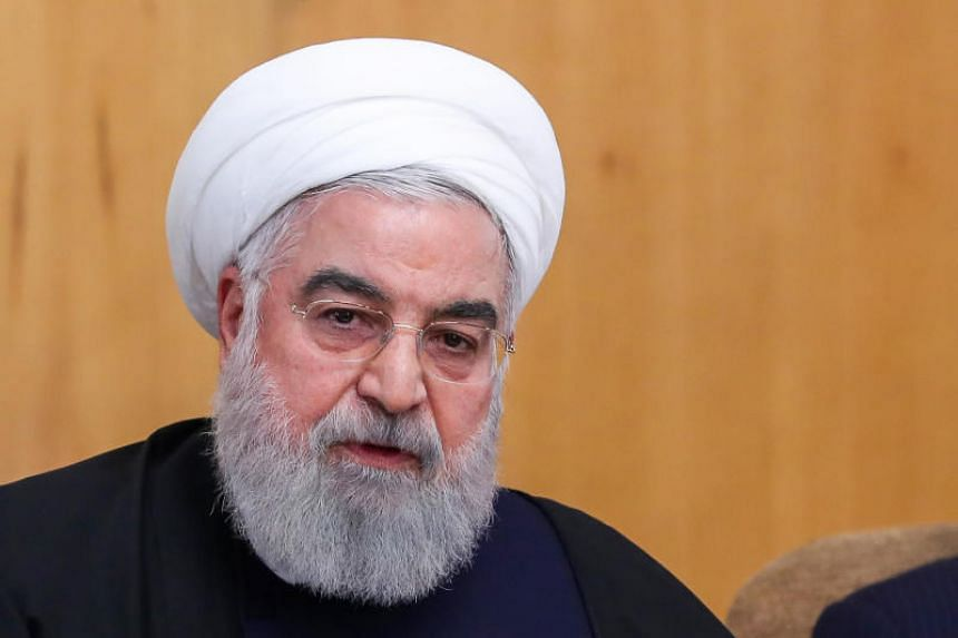 "Iranian President Hassan Rouhani said he ""fully recognises the tragedy that has occurred due to the mistakes of soldiers of this country."""