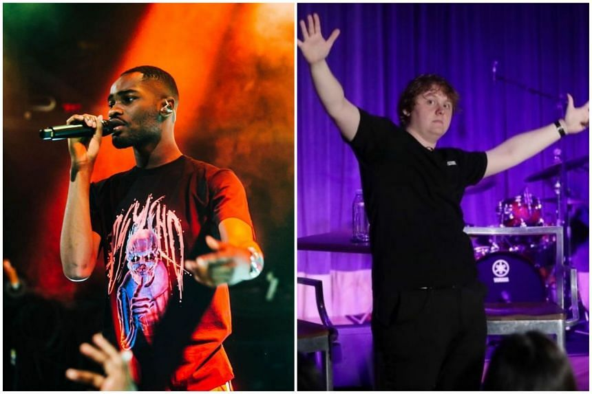 Rapper Dave and Scottish singer-songwriter Lewis Capaldi will contest the same categories at the Brit Awards: male solo artist, best new artist, song of the year and Mastercard album of the year.