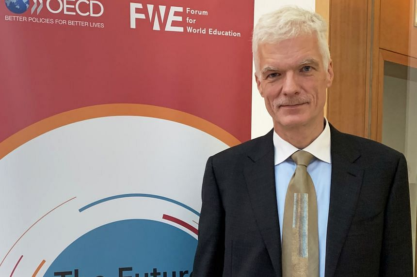 Mr Andreas Schleicher is director for education and skills, and special adviser on education policy to the secretary-general at the OECD.