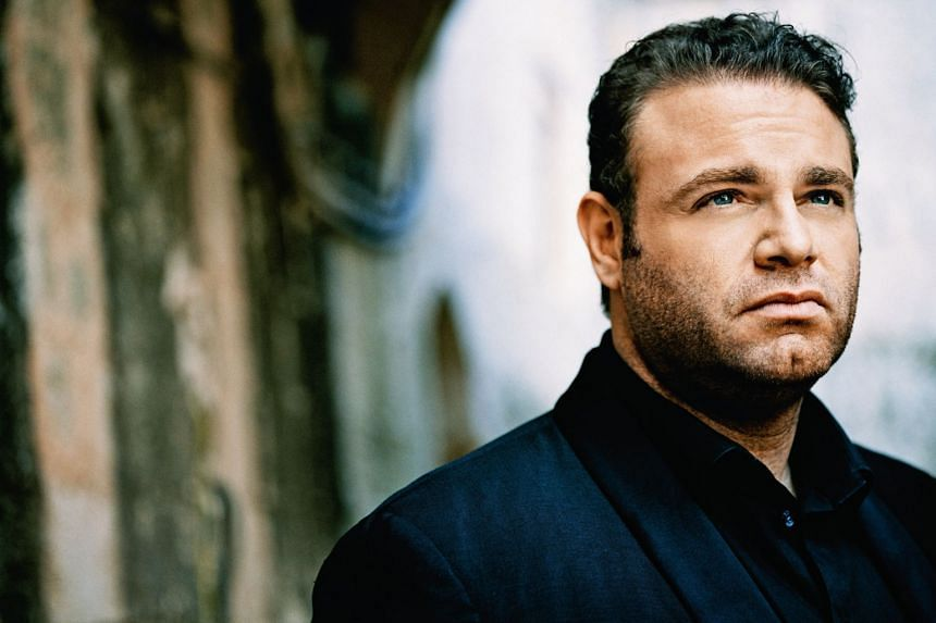 Joseph Calleja's voice has a grandly commanding quality, with sparkling delivery of words, scintillating precision of pitch, plenty of weight behind the high notes.