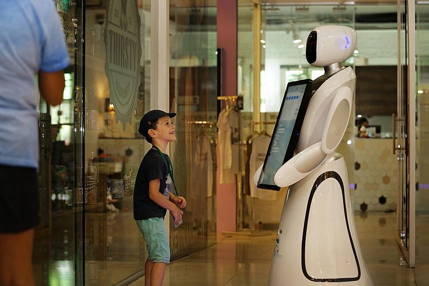 Experts said the shortfall of local talent in niche technology areas such as fintech, biotech, robotics software engineering or specialised applications of machine learning, is partly because Singapore does not have a large population, and it takes t