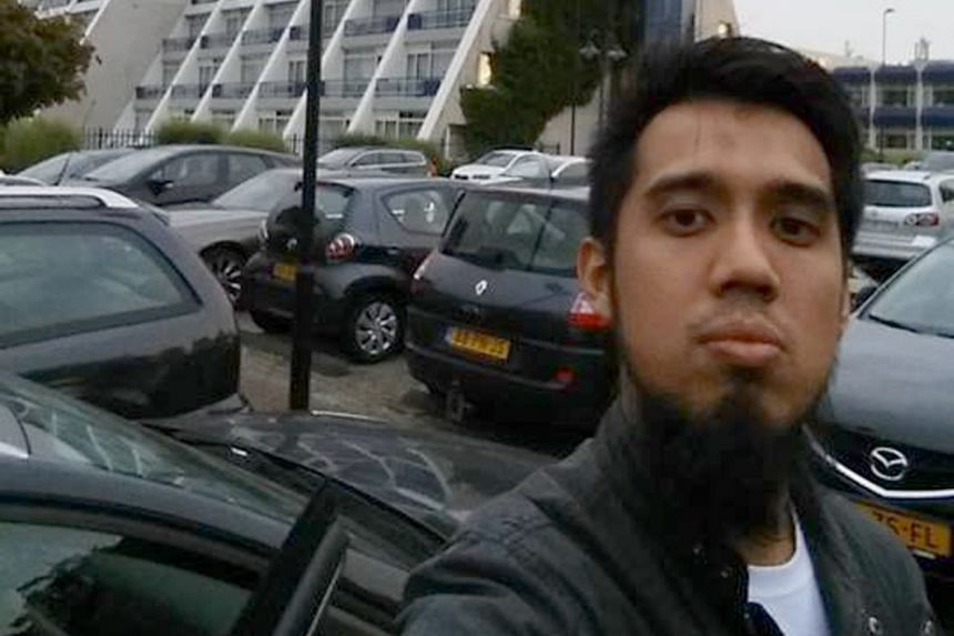 Imran Kassim (above) was charged with transferring $450 through remittance company Western Union to Mohamad Alsaied Alhmidan in Turkey for his publication of ISIS propaganda.