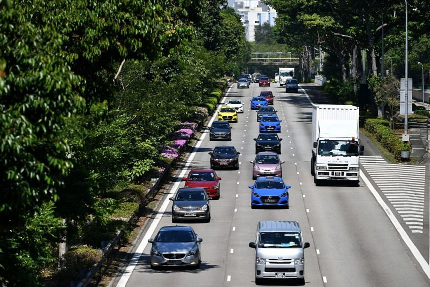 Vehicles on the PIE on March 15, 2019. Rules and regulations for the point-to-point (P2P) regulatory framework are being finalised.