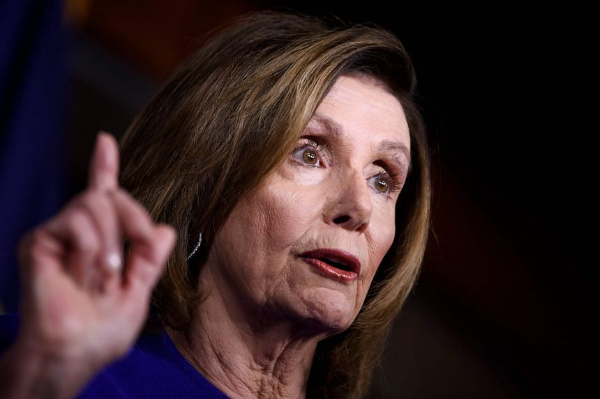 US House Speaker Nancy Pelosi has delayed delivery of the charges for weeks.