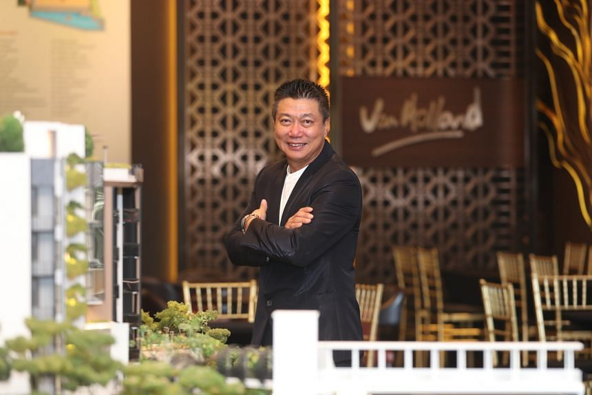 Francis Koh Keng Siang (above), the company's managing director and group chief executive officer, is Mr Benjamin Koh and Ms Rachel Koh's father.
