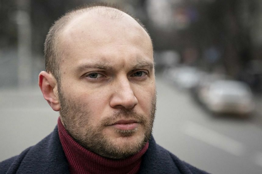 Andrey Buzarov, a Ukrainian political analyst, was supposed to return home on the ill-fated flight last Wednesday after a conference in Teheran but had decided to stay an extra day for sightseeing.